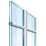 Termoplast Window bars