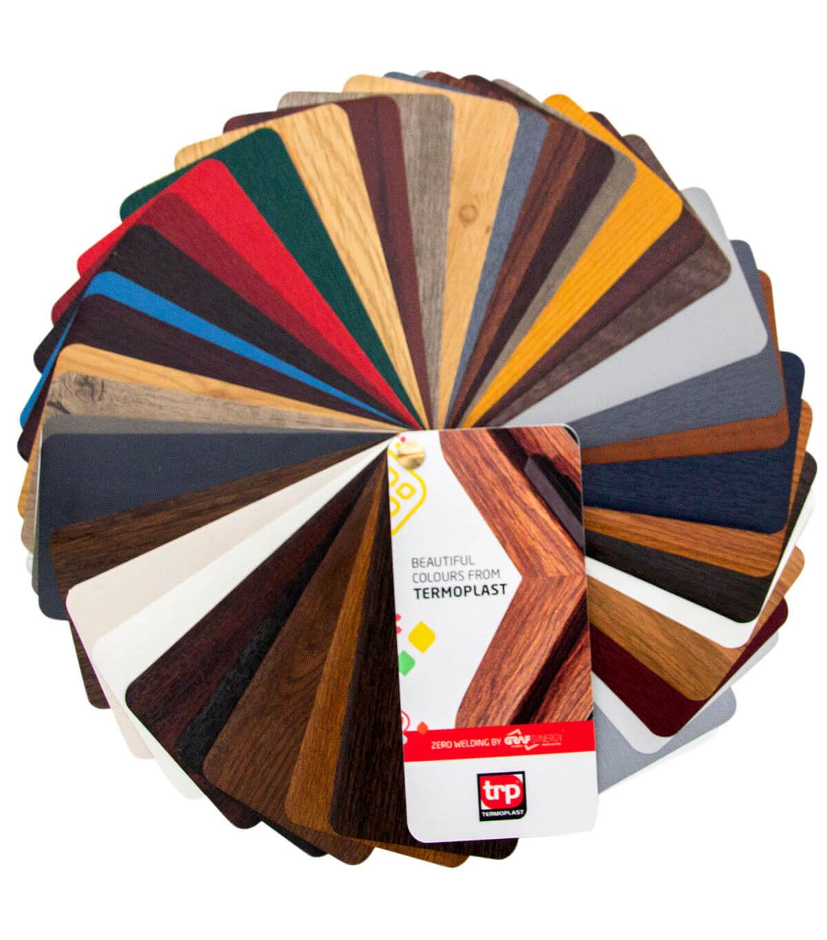 termoplast - paletar culori speciale