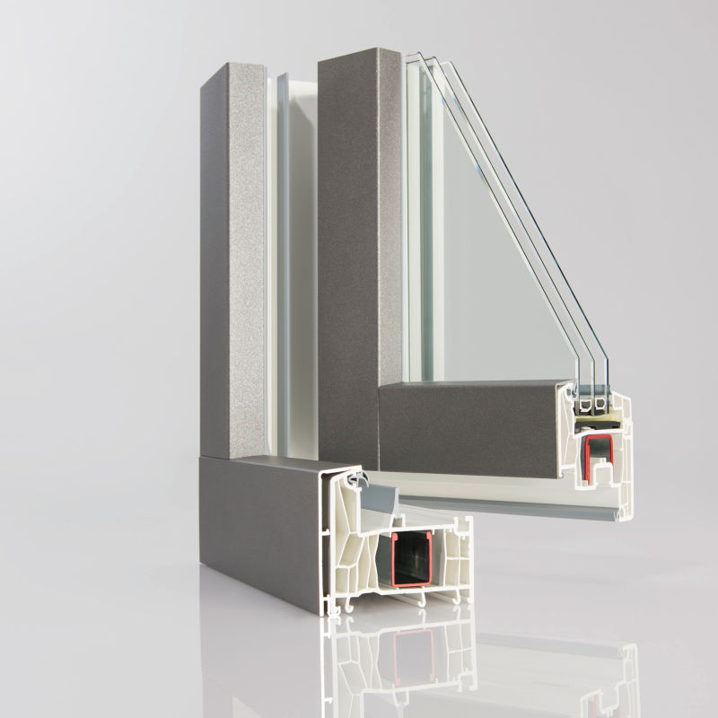 placari cu aluminiu Termoplast